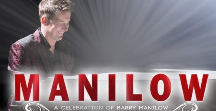 MANILOW – A CELEBRATION OF BARRY MANILOW Mercury Theatre (Abbeyfields)