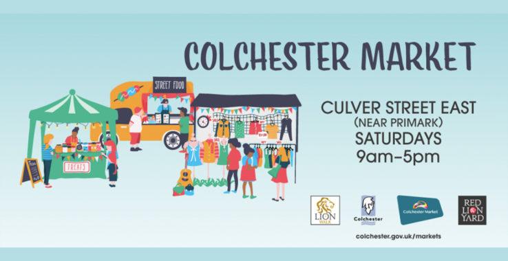 Colchester Market Lion Walk Shopping Centre