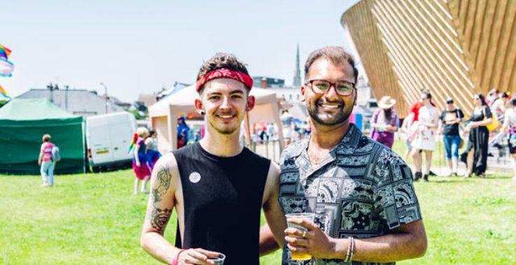 Colchester Pride 2021 FirstSite