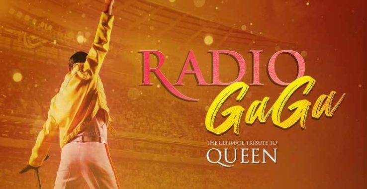 RADIO GA GA – CELEBRATING THE CHAMPIONS OF ROCK Mercury Theatre (Abbeyfields)
