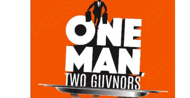 One Man Two Guvors Headgate Theatre