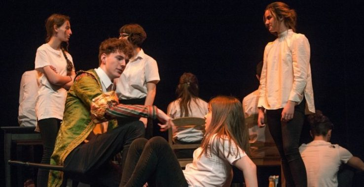 TUESDAY 14-16S YOUTH THEATRE AUTUMN 2019 Mercury Theatre (Abbeyfields)