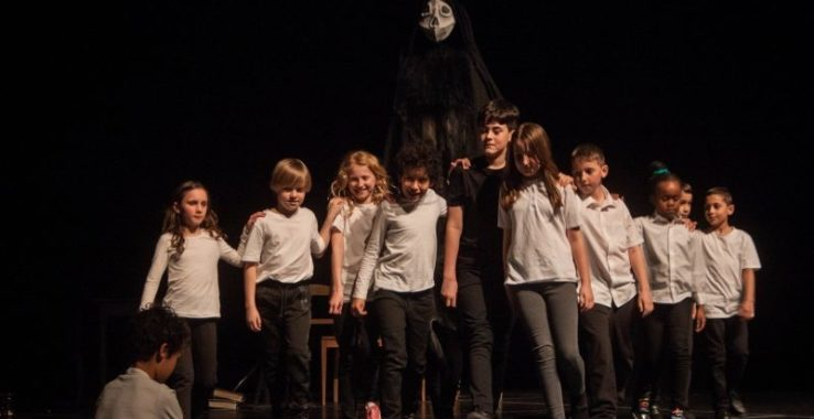 TUESDAY 8-10'S YOUTH THEATRE AUTUMN 2019 Mercury Theatre (Abbeyfields)