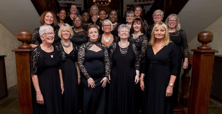 Colchester Military Wives Choir Performance (Dec 11th) Fenwick