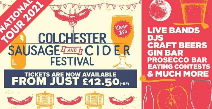 Sausage And Cider Fest - Colchester Castle Park Gardens