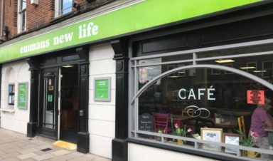 Emmaus New Life and Cafe Shopping