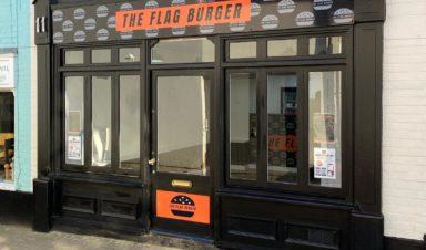 The Flag Burger Eat & Drink