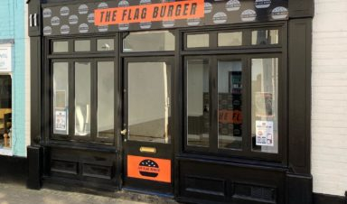 The Flag Burger Eat & Drink