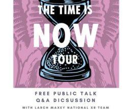 EXTINCTION REBELLION:THE TIME IS NOW - FREE PUBLIC TALK & DISCUSSION Colchester Arts Centre