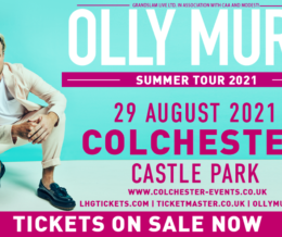 Olly Murs Castle Park Gardens