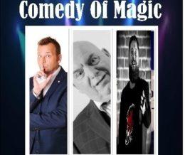 The Comedy of Magic Headgate Theatre