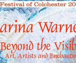 Marina Warner. BEYOND THE VISIBLE: Art, Artists and Enchantment FirstSite