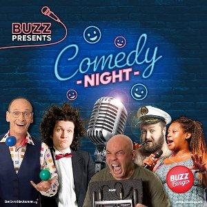 Buzz Presents... Comedy Night HEAD