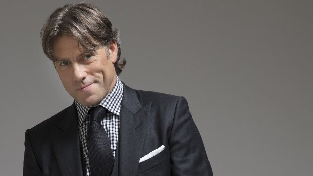 John Bishop: Right Here, Right Now HEAD