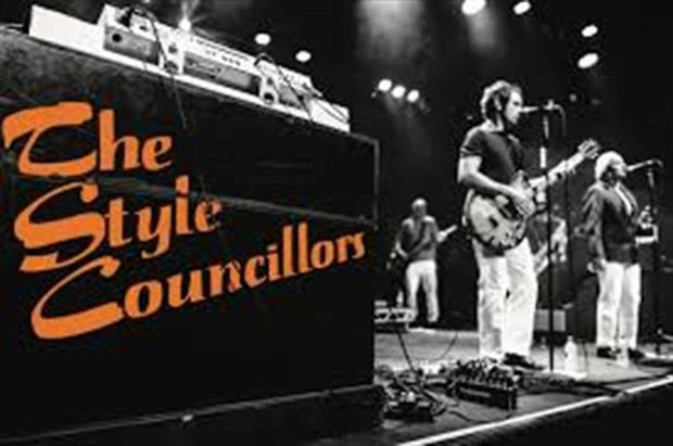The Style Councillors HEAD
