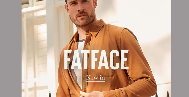 New Autumn Range at Fat Face