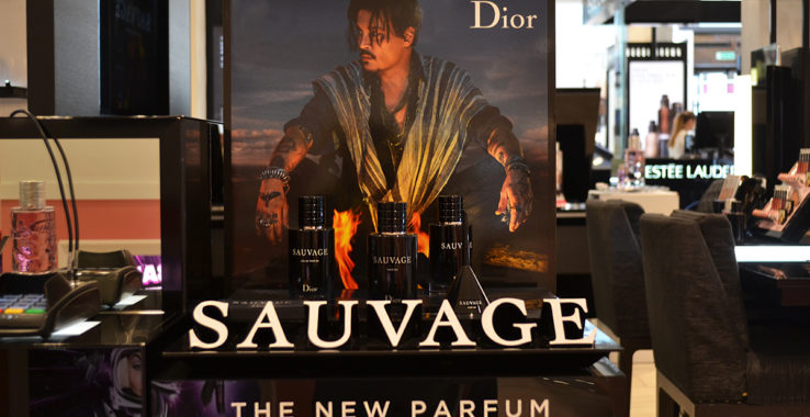 New Fragrance at Fenwick