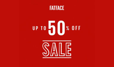 Up to 50% Sale at Fat Face