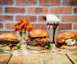 20% Discount on all click + collect at Love Thy Burger at Love Thy Burger