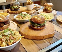 Free delivery to Wivenhoe at The Flag Burger