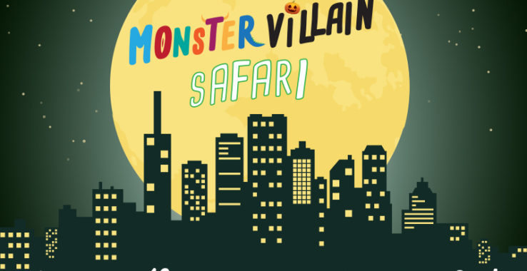 Monster Villain Safari Colchester Town Centre