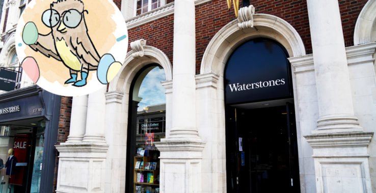 Waterstones Shopping