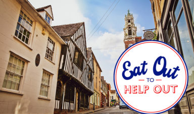 Eat Out to Help Out in Colchester 19 Aug