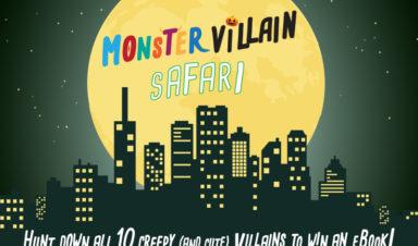 Monster Villain Safari Colchester Town Centre