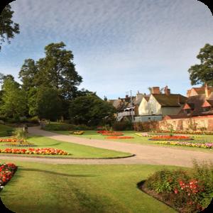 Castle Park Gardens