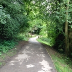 Beryl Burton Cycle Way