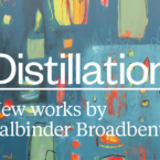 Distillation New work by...