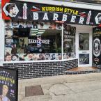 Kurdish Style Barbers
