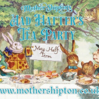 Mad Hatter's Tea Party at...