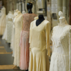 A Century of Wedding Gowns