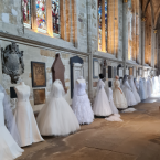 Wedding Gown Show at Ripon...