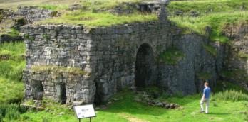 Toft Gate Lime Kiln