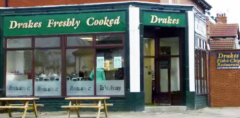 Drakes Fish and Chip Shop and Restaurant, Harrogate