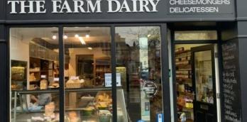 Delicatessen cheesemonger sandwich shop