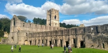 Picture perfect Fountains Abbey