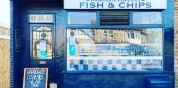Harrogate Fisheries Fish & Chips