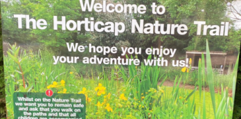 Horticap Nature Trail, Cafe, Shop and Garden Centre