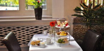 Afternoon Tea at The Crown Hotel