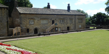 Knaresborough Tourist Information Centre located in the Courthouse Museum