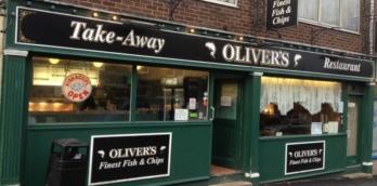 Oliver's Fish Shop & Restaurant