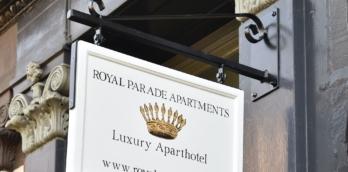 Royal Parade Apartments