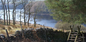 Thruscross Reservoir - Walk