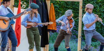 Shakespeare Comes to the Workhouse Museum Garden this Summer