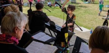 Harrogate Bandstand Concert - Harrogate Theatre Choir