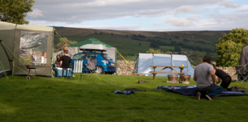 How Stean Gorge Campsite, Bunkhouse and Bunk Barn