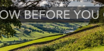 Know Before You Go - Welcome back to Harrogate